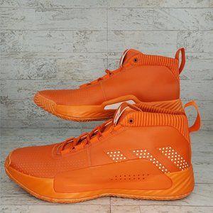 Adidas Dame 5 Team 'Orange'